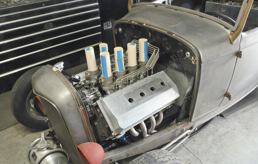 homemade valve covers